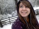 lyz and snow