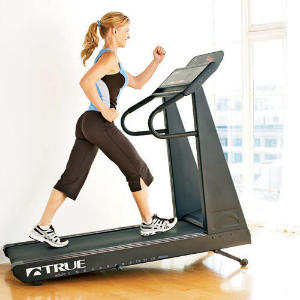 treadmill High intensity training intervals